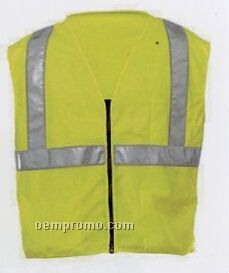 Premium Flame Retardant Safety Vest (S/M-l/Xl) Blank