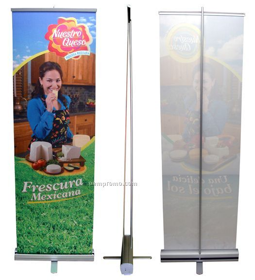 Banner Stand - Rs1 Standard Single Sided