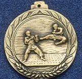"1.5"" Stock Cast Medallion (Karate)"