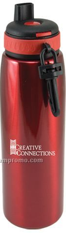 26 Oz. Quest Click Close Stainless Steel Bottle