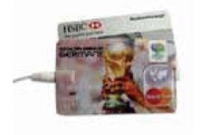 Credit Card Mp3 Player (2 Gb)