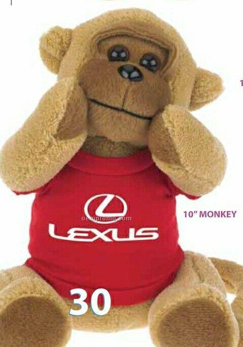 Stock Monkey Stuffed Animal