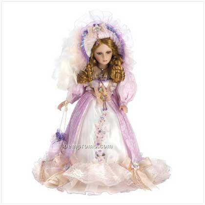 Victorian Blossom Doll