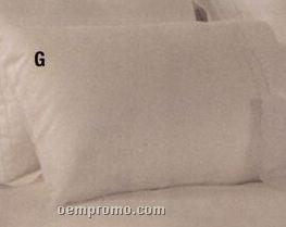 Hemstitch & Gilucci Baby Pillowcase W/ Form
