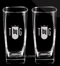 Odyssey Drinking Glasses And Ice Bucket Bellagio Gift Set
