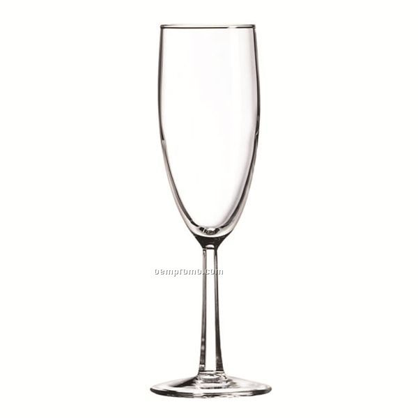 6 Oz. Arc Grand Noblesse Champagne Flute/ Blank