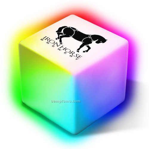 LED Color Changing Light Box