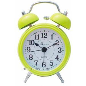 Alarm Clock With Bell