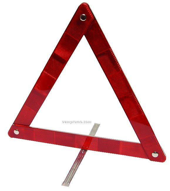Warning Triangle (Blank Only)