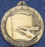 "1.5"" Stock Cast Medallion (Literature)"