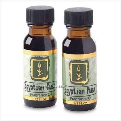 Egyptian Musk Scented Fragrance Oils