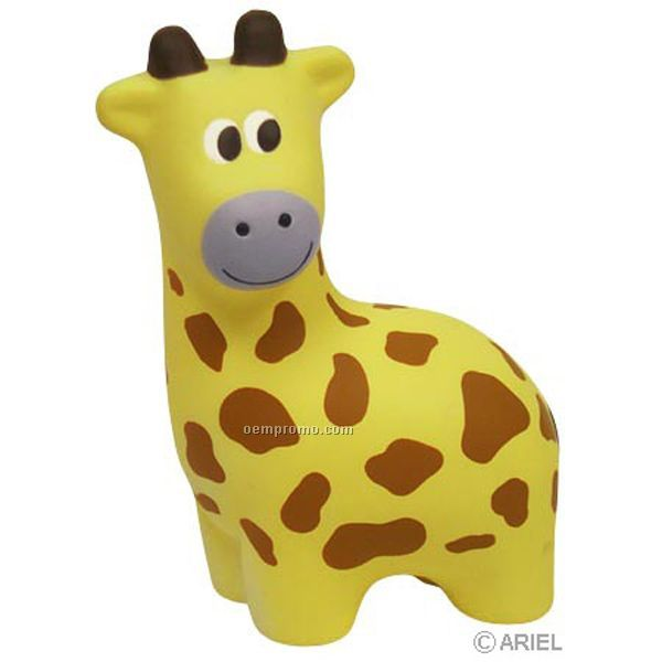 Giraffe Squeeze Toy