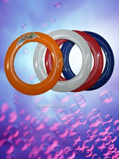 Round Flying Discs, Flyer Ring