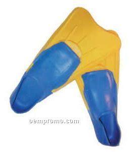 Training Swim Fins (Size 11-13,3-5,5-7,7-9,9-11)