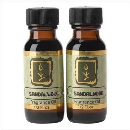 Sandalwood Scented Fragrance Oils
