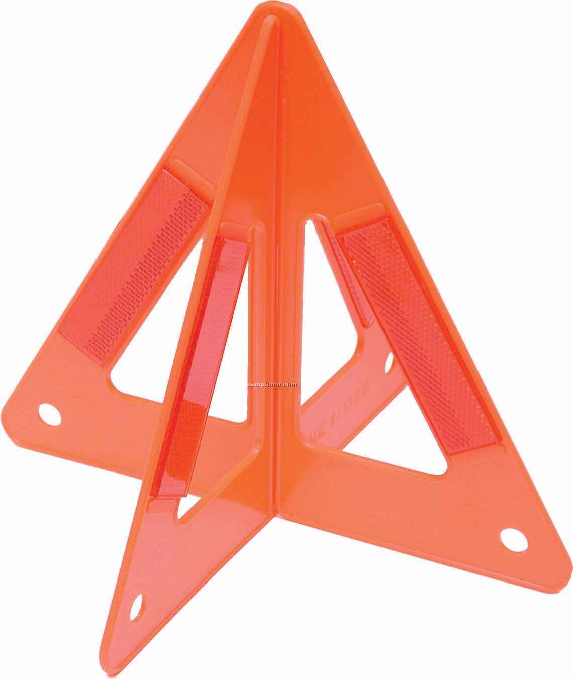 Warning Triangles (2 Piece) (Blank Only)