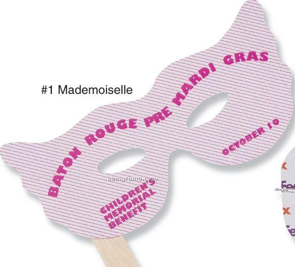 Mademoiselle Mask W/ Elastic String