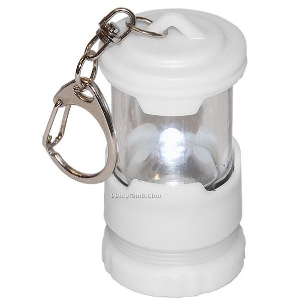 Mini LED Lantern Keychain (Blank)