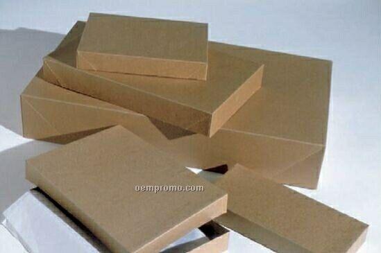 """High Gloss White Apparel Box (24""""X14""""X4"""")"""