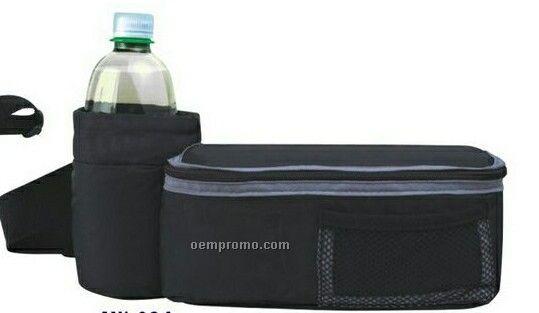 Fanny Pack W/ Drink Bottle Holder