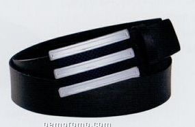 """Build Your Own Shadow Leather Belt Strap /32"""""""