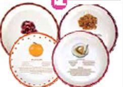 Pecan Pie Specialty Keeper Plate
