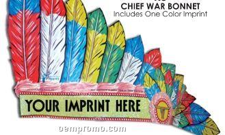 Chief War Bonnet