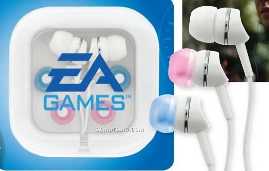 Extended Base Ear Phones (Direct Import-10 Weeks Ocean)
