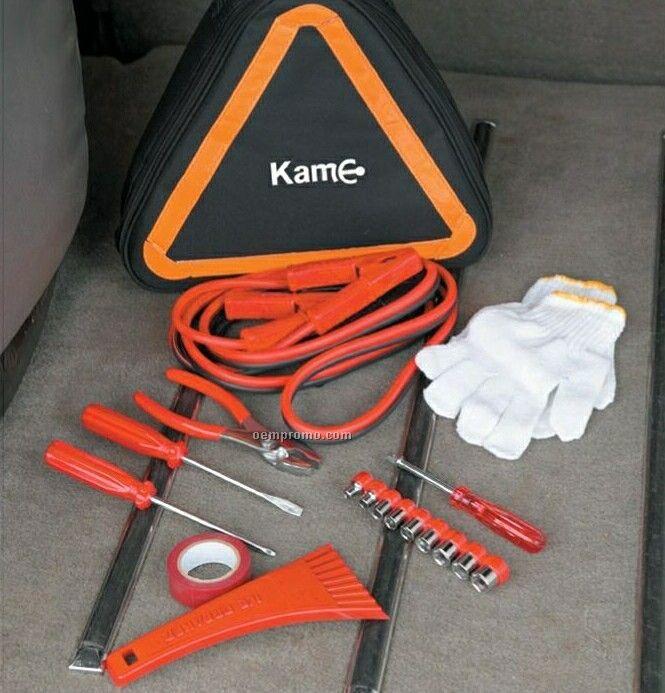 The Trunk Kit Basic Car Emergency Kit