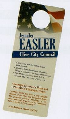 Campaign Packet Kit - Door Hangers (4-color Printing 2 Side)