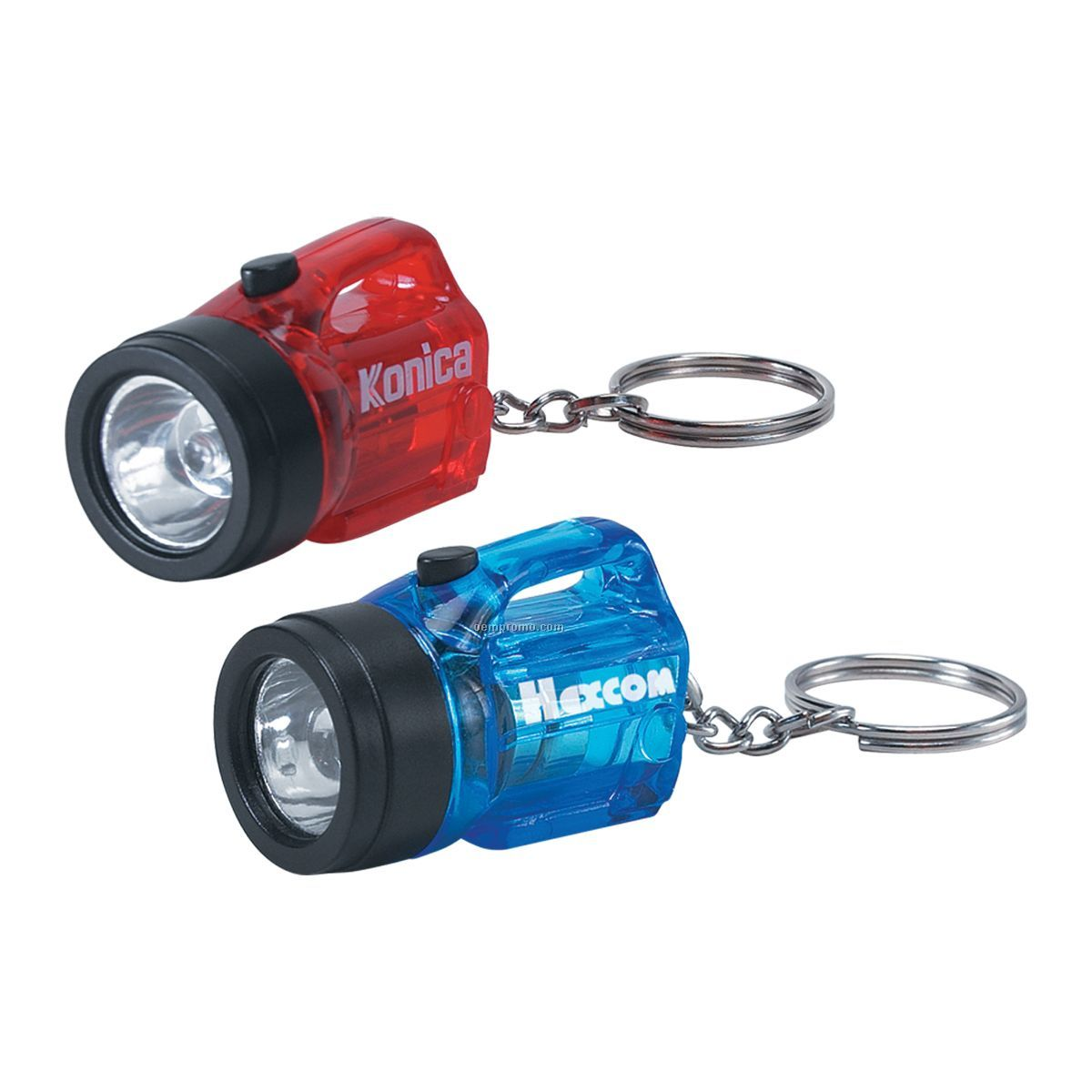 Mini Lantern W/ Key Ring