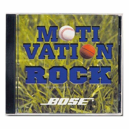 Motivation Rock CD