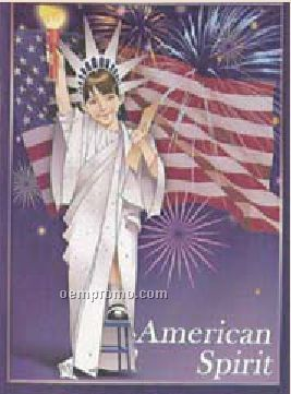 American Spirit Series Flower Mix - Statue Of Liberty Child