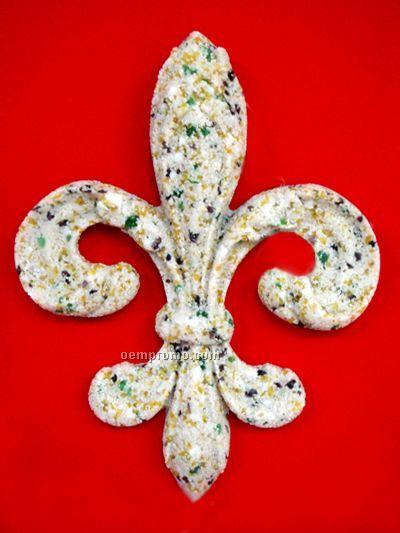 Fleur De Lis King Cake
