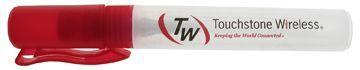 0.25 Oz. Antibacterial Pocket Sprayer W/ Clip Cap (Citrus Scent)