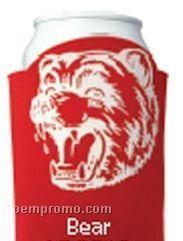 Crazy Frio Beverage Holder - Bear