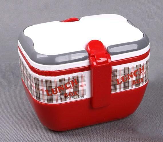 Plastic Lunch Box
