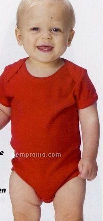 Bella Baby Short Sleeve One Piece Creeper