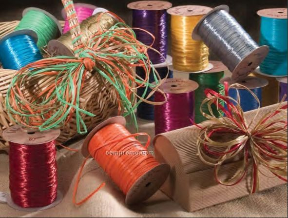 Wraphia II Standard Paper Finish String Ribbon