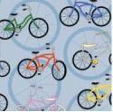 Bright Bikes Oven Mitt