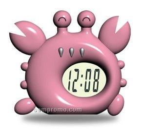 Crab Shape Timer W/Alarm