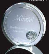 Optical Crystal Golfer's Achievement Award