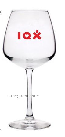 18.25 Oz. Libbey Vina Diamond Balloon Wine Glass