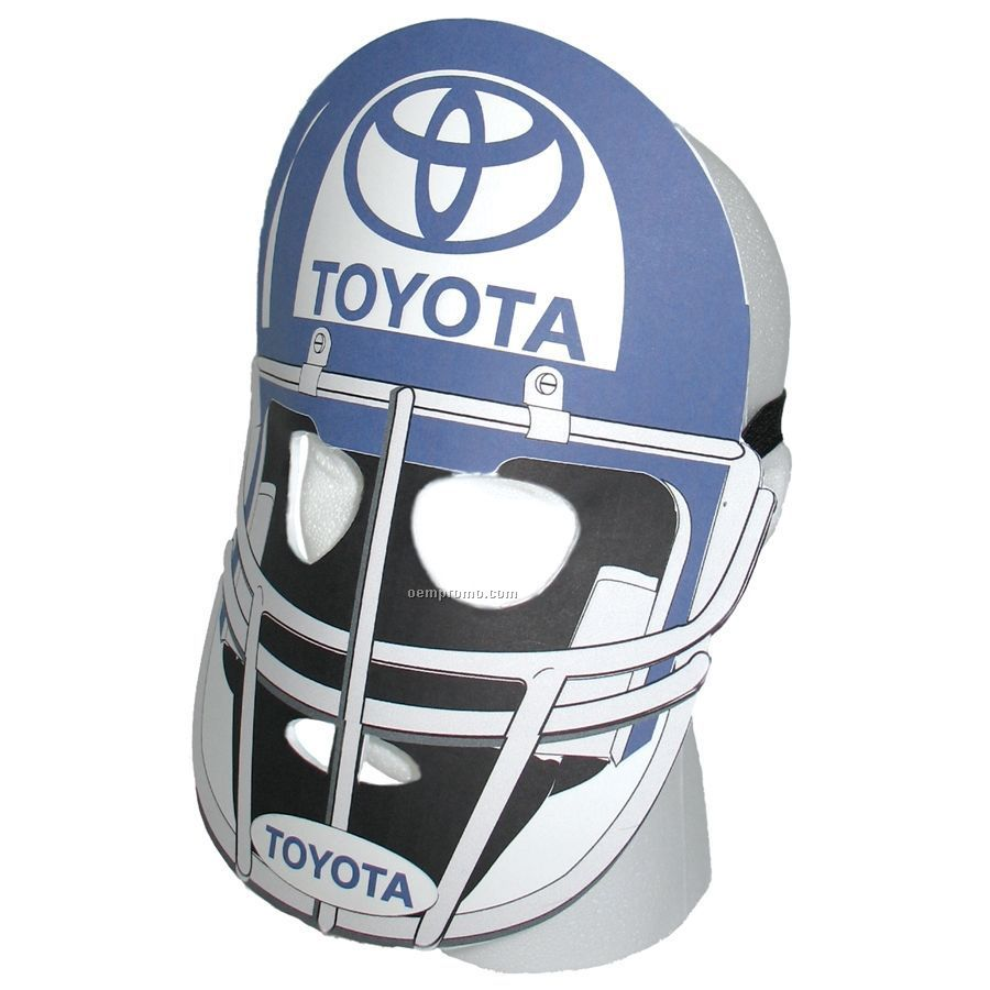 Foam Football Sports Mask