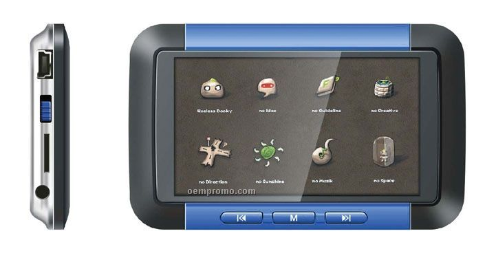 Multi Function Mp4 Player (8 Gb)