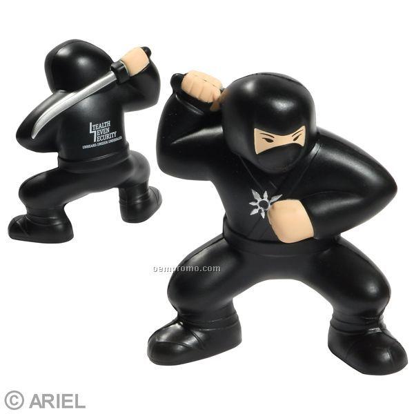 Ninja Squeeze Toy