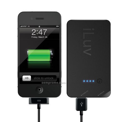 Portable Back-up Battery Pack