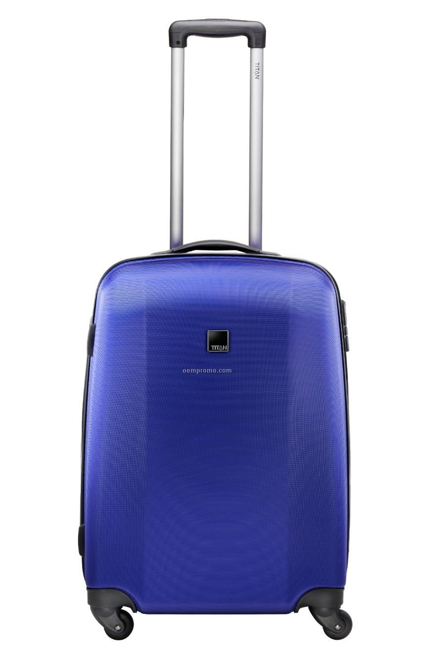 "Titan 22"" Diamond Edition Usa Carry On (Ocean Blue)"