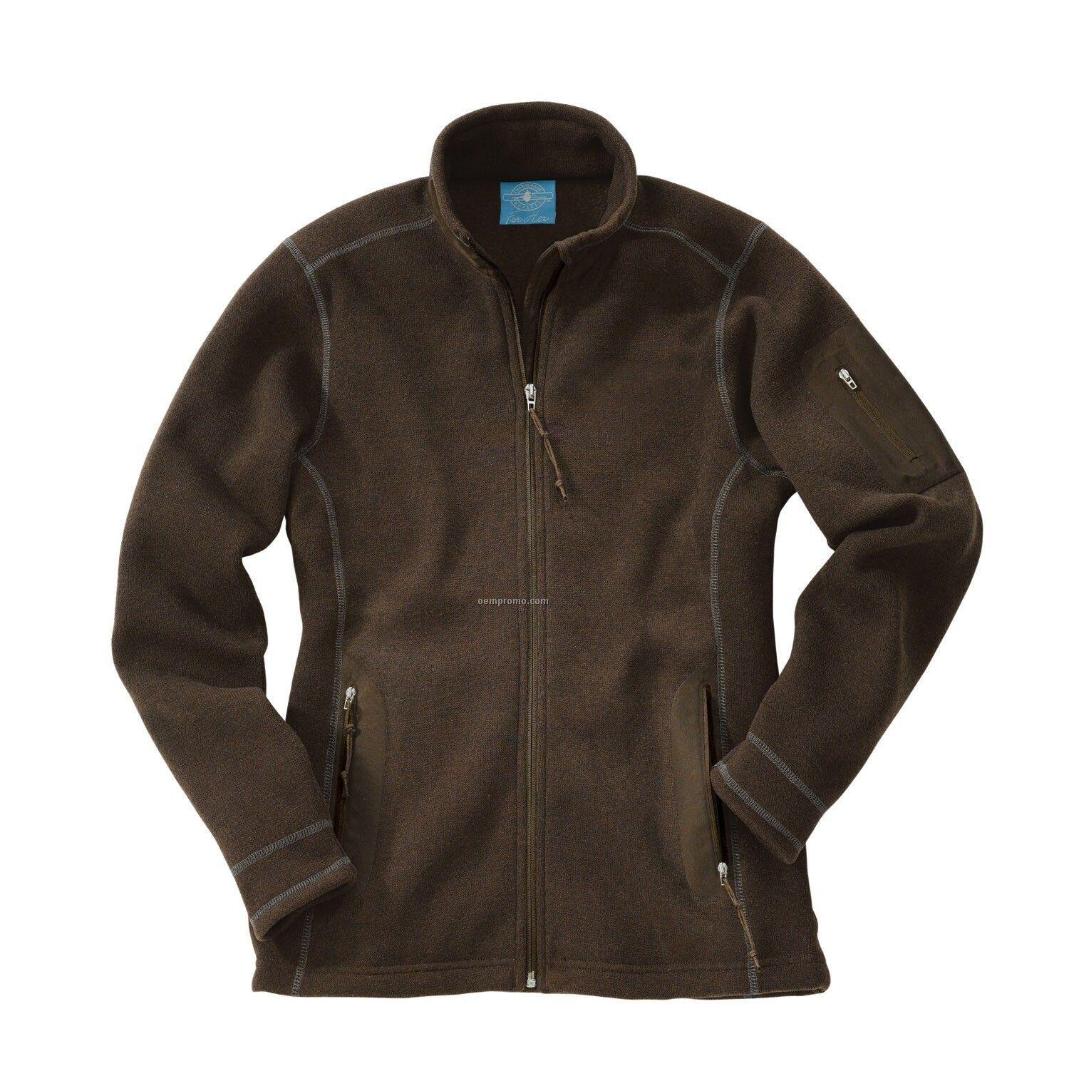 Women's Eclipse Knit Fleece Jacket