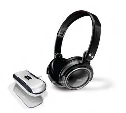 High Performance Super Bass Digital Stereo Headphone